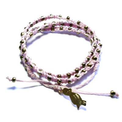 Bracelet | Wachinik Pale Lilac