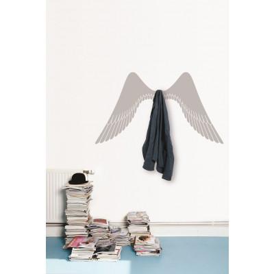 Aufkleber Engel