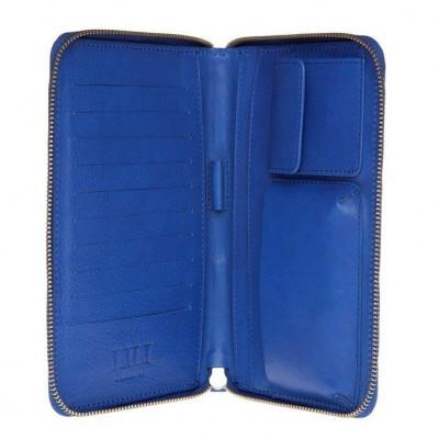 Brieftasche Striking Blue
