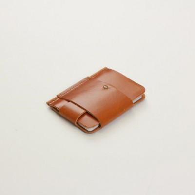 Gentleman Slim Wallet   Tan
