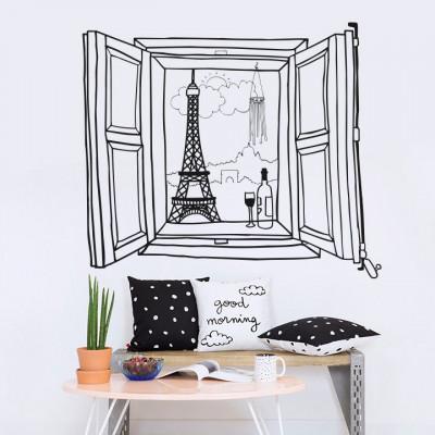 Pariser Fenster
