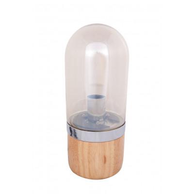 Table Lamp Walpur | Champagne/Wood