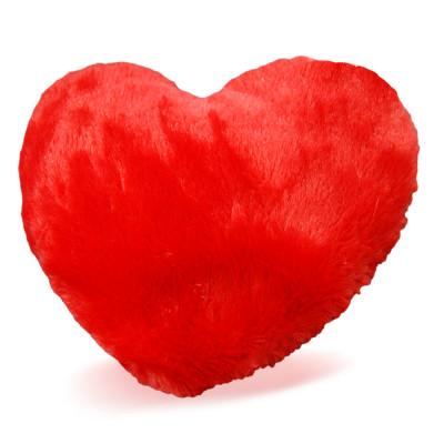 Mikrowellensicheres Kissen Herz Deluxe