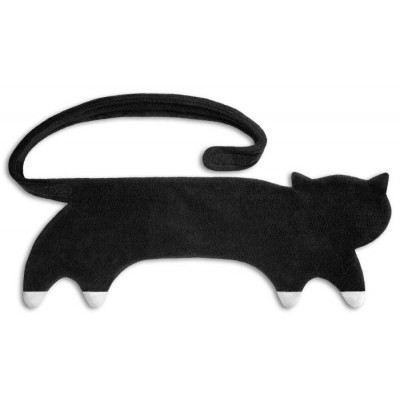 Warming Pillow Coco The Cat | Black