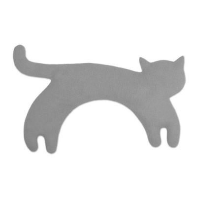 Wärmekissen Die Katze Minina Large | Grau