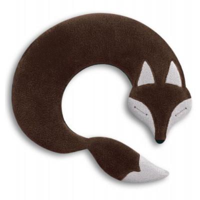 Wärmekissen Der Fuchs Noah   Schokolade