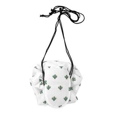 Cosmetics Travel Bag   Cactus