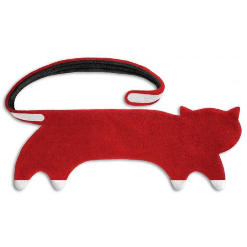 Warming Pillow Coco The Cat | Red