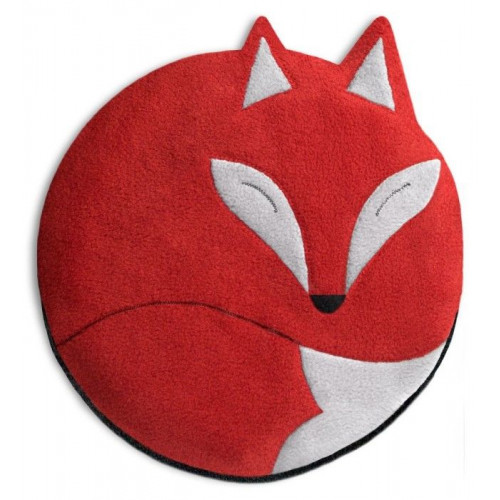 Warming Pillow Luca the Fox | Red