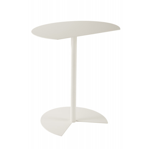 Side Table Way Bistrot 74   White