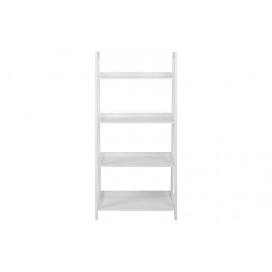 Wall Unit Wolf 4 Shelves | White