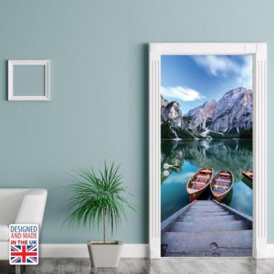 Wall Sticker Door 90 x 200 cm | Steps To Freedom