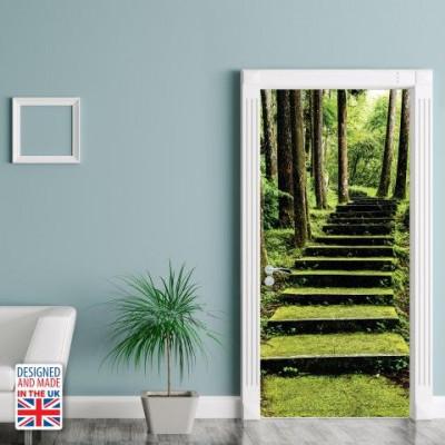 Wall Sticker Door 90 x 200 cm | Way To Nature