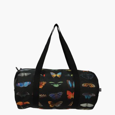 Reversibler Weekender National Geographic   Schmetterlinge & Pfau
