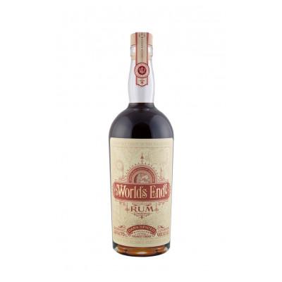 World's End Dark Spiced Rum