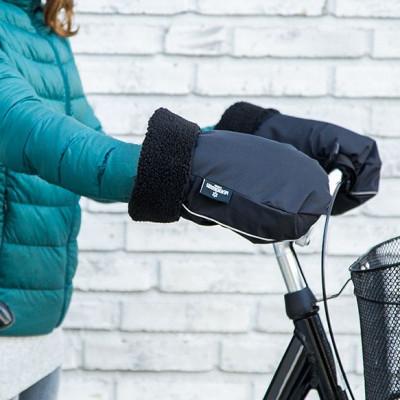 Fahrradhandschuhe Pogies Gerade | Sherpa