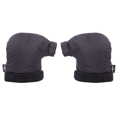 Pogies Bicycle Gloves Straight | Sherpa