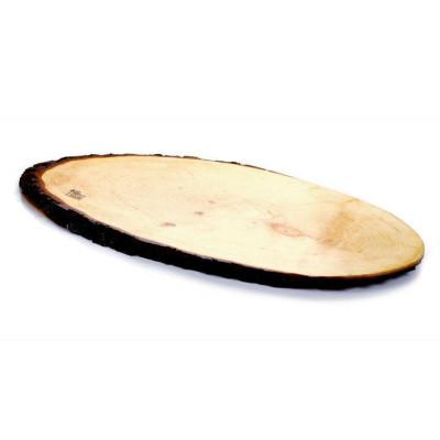 Barkboard Oval Ash | Large