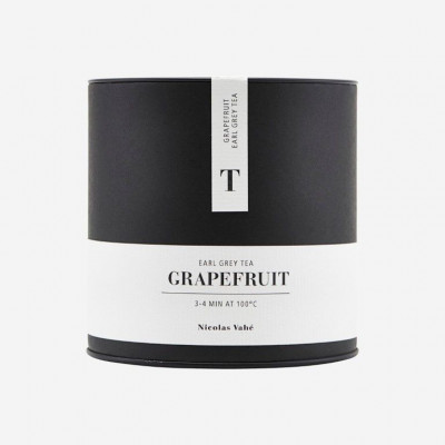 Earl Grey Tee | Grapefruit