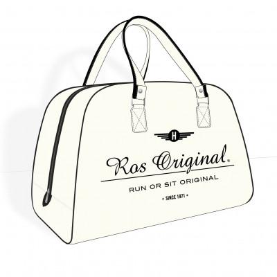 Ros Original Ottomane | Weiß