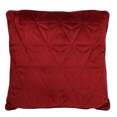 Kissen mit Isom-Füllung 50 x 50 cm | Rot
