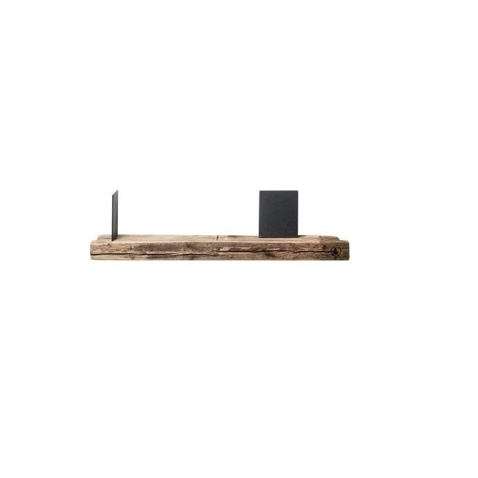 Reclaimed Wood 01 Wall Shelf | Small