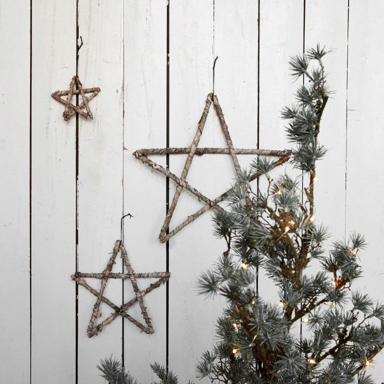 Ornament Star | 25 cm