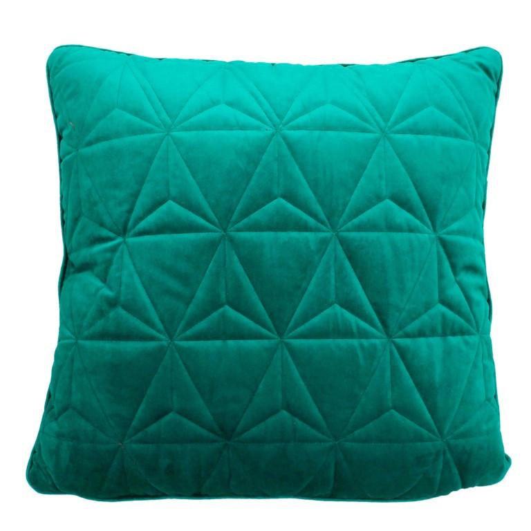 Isom Filled Cushion 50 x 50 cm | Green