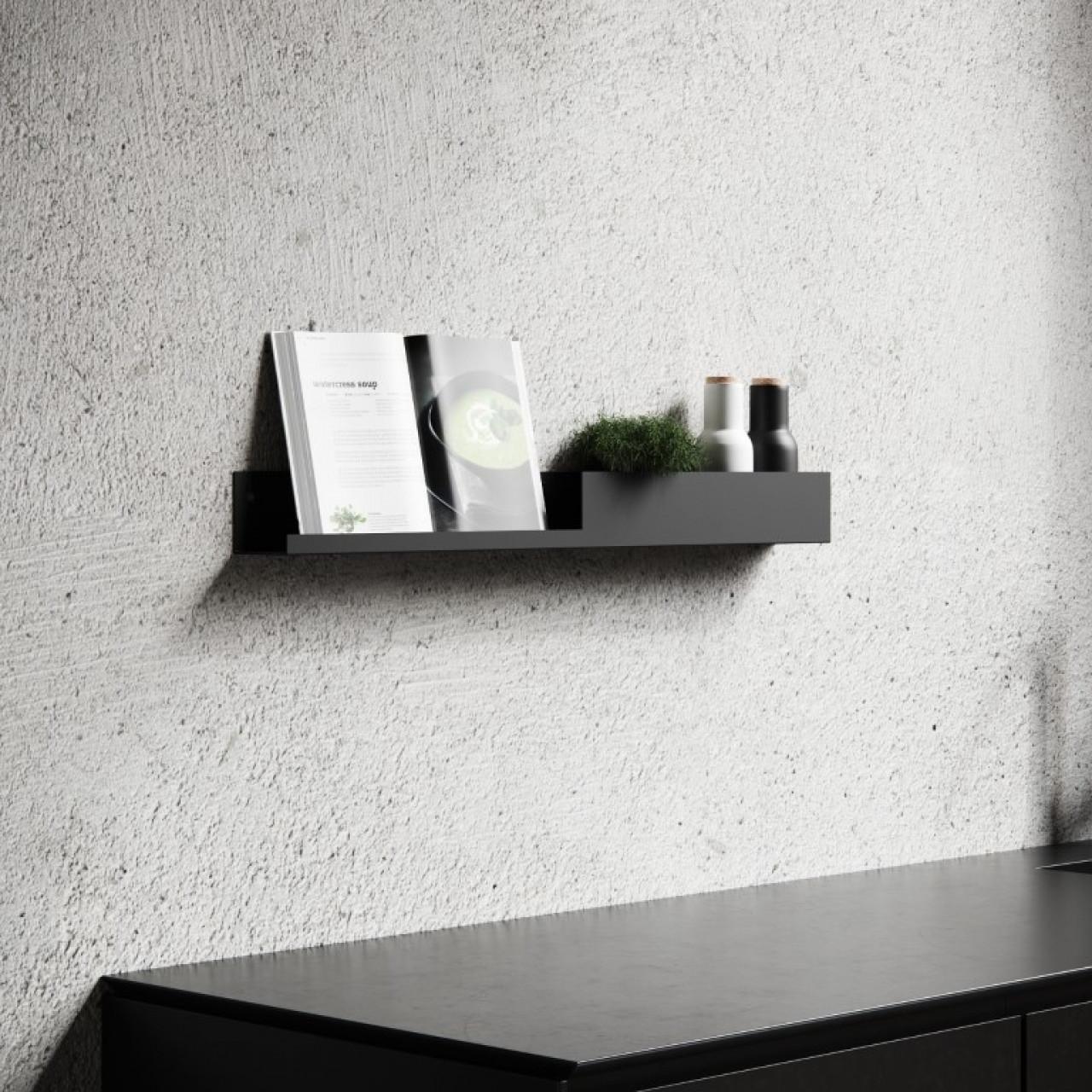 Shelf L40 | Black