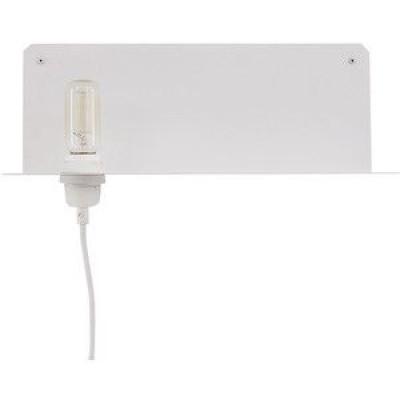 90° Wall Light   White