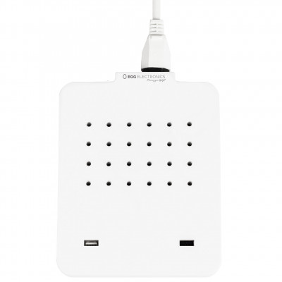 Multiplug Powerstation | White