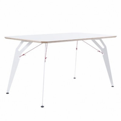Tisch Mount Everest | Weiß