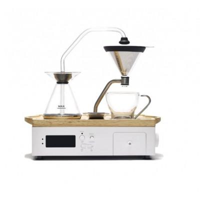 Tee- oder Kaffeebrühwecker | Weiß