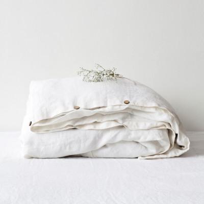Bettdeckenbezug   Weiß
