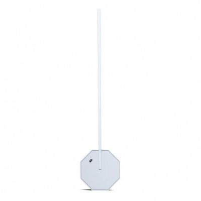 Octagon Rechargeable Desk Light | White