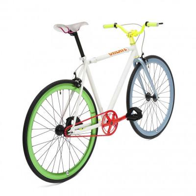 Fahrräder erstellen | Weiß - Mix
