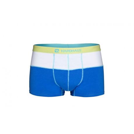 Boxershorts   Weiß/Royal Blau