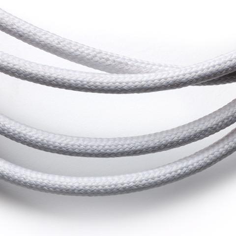 Drop Cap Pendant Set White