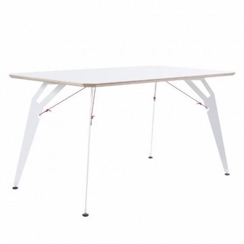 Mount Everest Table | White