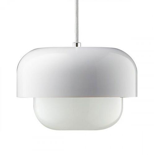 Pendant Lamp Haipot   White