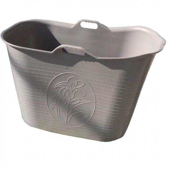 Baignoire Mobile Bath Bucket   Gris