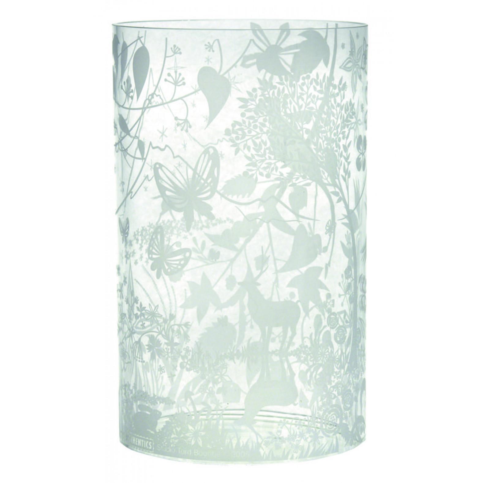 "Vase Medium ""Deer At the Lake"""