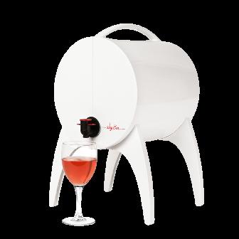 Weinlagerung WinyBar   Weiß