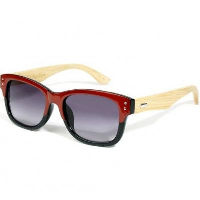 Eco Unit.T Weitäugige Sonnenbrille Rot