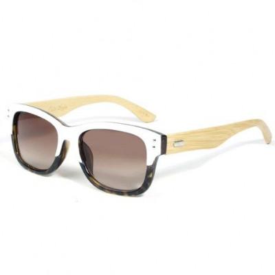 Eco Unit.T Weitsichtige Sonnenbrille Weiß/Schildpatt