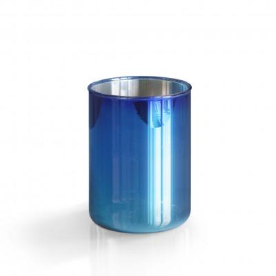 Breite Vase Benzin