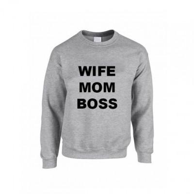 Pullover ♀ | Ehefrau, Mutter, Chef