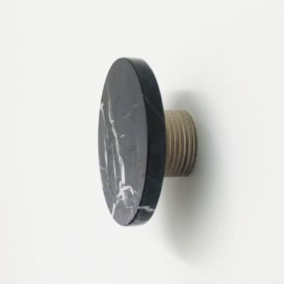 Bügel Marmor | Schwarz