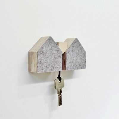 Bügel Marmor | Weiß