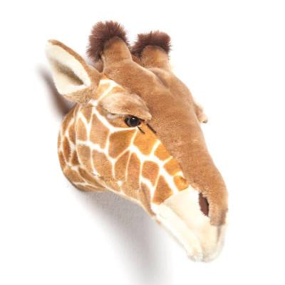 Giraffen-Trophäe Rubin